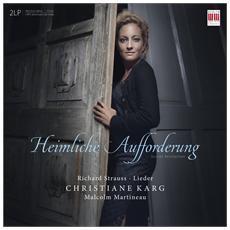 Strauss R. - Heimliche Aufforderung (Invito Segreto) - Karg / Klieser / Martineau (2 Lp)