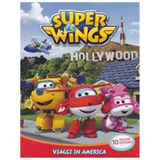 Super Wings - Nelle Terre Selvagge (Dvd)