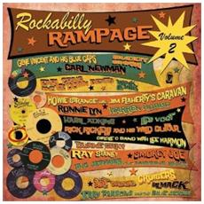 Rockabilly Rampage Volume Two (2 Lp)