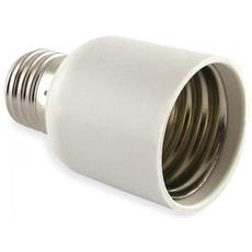 Adattatore E27 - E40 Per Solo Lampadine A Led E Fluorescenti