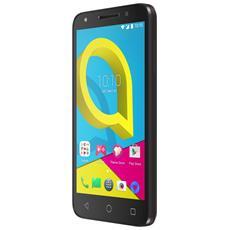 "U5 Grigio 8 GB 4G / LTE Dual Sim Display 5"" HD Slot Micro SD Fotocamera 5 Mpx Android Italia"