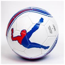 Desc Kit Risparmio Bianco/blu/rosso Pallone Calcio Misura 5