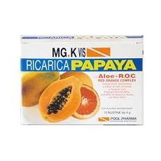 Mgk Vis Ric. papaya 12 Bust. 4g