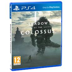 PS4 - Shadow Of The Colossus HD