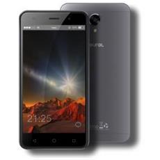 "Easy Smart M3 Grigio 16 GB 4G / LTE Dual Sim Display 5"" HD Slot Micro SD Fotocamera 13 Mpx Android Italia"
