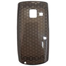 Silicone Case Nokia X2-01 Nero Prisma