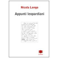 Appunti leopardiani