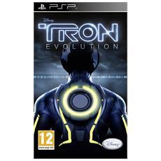 PSP - Tron Evolution
