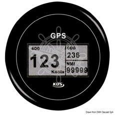 Spidometro / contamiglia GPS GUARDIAN senza trasduttore Nero