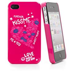 Cov. Heart 12 Love Gen Fucsia Ip4