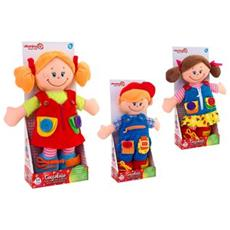 Bambola Di Pezza Cm38 Ass Cf1