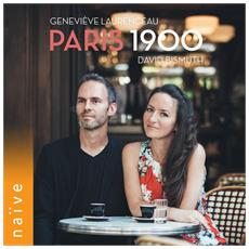 Genevieve Laurenceau / David Bismuth - Paris 1900 - Disponibile dal 23/02/2018