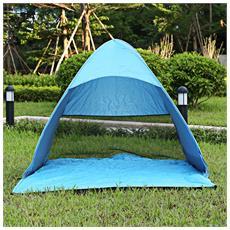 Tenda Da Campeggio Istantanea Portatile Pieghevole Pieghevole Per Protezione Solare Istantanea