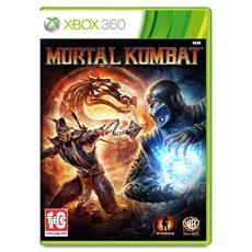 X360 - Mortal Kombat