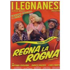 Dvd Legnanesi (i) - Regna La Rogna