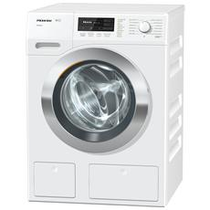 MIELE - Lavatrice a Carica Frontale Bianco 8 kg A+++ 176 kwh / anno 1600 giri / min WKG 130 TWINDOS