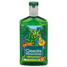 Concime liquido Universale Crescita Miracolosa 750 ml