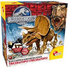Jurassic World Super Kit Triceratops
