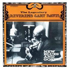 Reverend Gary Davis - New Blues & Gospel