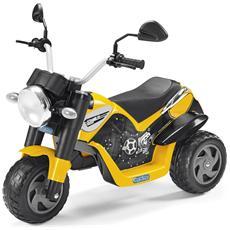 PEG PEREGO - Moto a 3 Ruote Scrambler Ducati