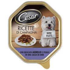 Ricette Di Campagna Agnello E Piselli In Salsa Di Erbe 150 Gr
