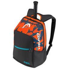 Zaino Rebel Backpack Unica Arancio Nero