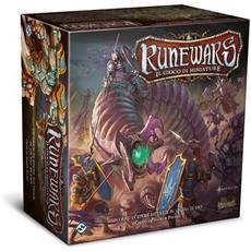 Gioco da Tavolo Runewars Il Gioco di Miniature