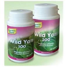 Wild Yam 300 20% 50 Cps N-p