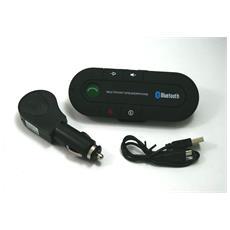 Kit Vivavoce Bluetooth Auto Trasmettitore Universa