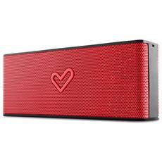 Music Box B2 Stereo 6W Soundbar Rosso