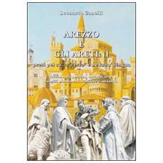 Arezzo e gli aretini. Presi pel su'. . . 0171verso 0187 e ne la su' lèngua