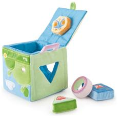 Baby Happy Days Cubo Attivit? 18cm. 28314
