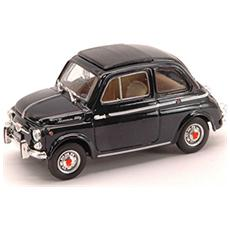 Bm0434-02 Giannini 590tv 1963 Blu 1:43 Modellino