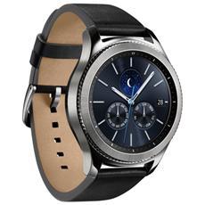 "Smartwatch Gear S3 Classic Display 1.33"" 4GB Wi-Fi Argento - Europa"
