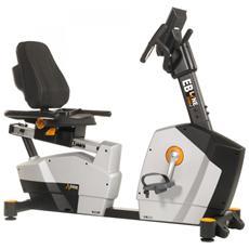 Cyclette Ergometro Recumbent Eb-3100i Con Consolle A Colori, App Compatibile