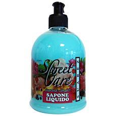 Sapone Liquido Guarana-zenzero 500 Ml. Saponi E Cosmetici