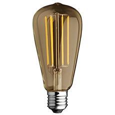 Lampada Bulbo Edison Vintage E27 4w Wire-led Luce 2700k Decorativa
