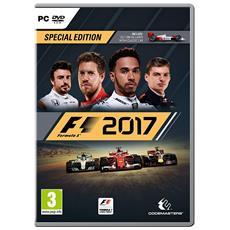 PC - F1 2017 D1 Edition