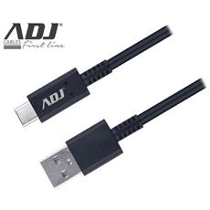 CAVO USB 2.0 A-C AIFP9 NEXT CABLE FAST CHARGE 1,5M 3A NERO
