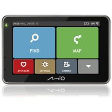 Combo 5207 LM, Flash, Accendisigari, Fisso, Nero, Grigio, Argento, MicroSD (TransFlash) , H. 264
