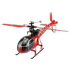 Elicottero Lama con Telecomando 2.4 GHz