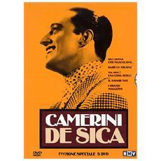 Dvd Camerini - De Sica (5 Dvd)