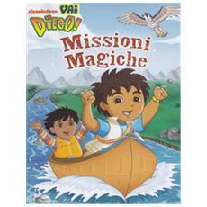 Dvd Vai Diego! - Missioni Magiche