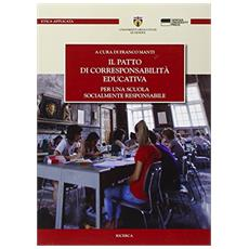 Il patto di corresponsabilità educativa
