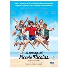 Dvd Vacanze Del Piccolo Nicolas (le)