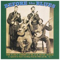 Before The Blues Vol. 1