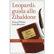 Leopardi: guida allo Zibaldone