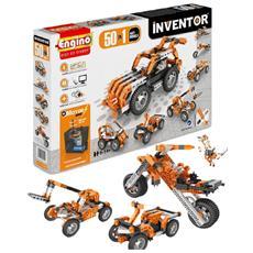 Inventor Modelli Motorizzati 50 In Gioco Di Costruzioni 03784