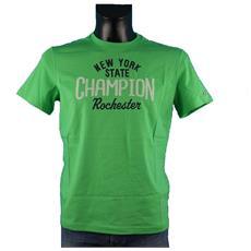 T-shirt Uomo Center Field Verde S