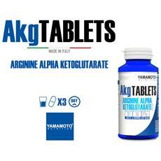 Akg Tablets 90 Compresse Yamamoto